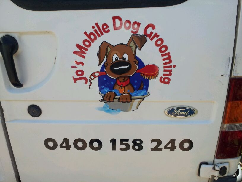 Contact - Jo's Mobile Dog Grooming